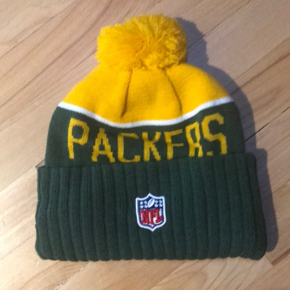 e395d9c8 NWT! Green Bay Packers New Era Winter Hat NWT